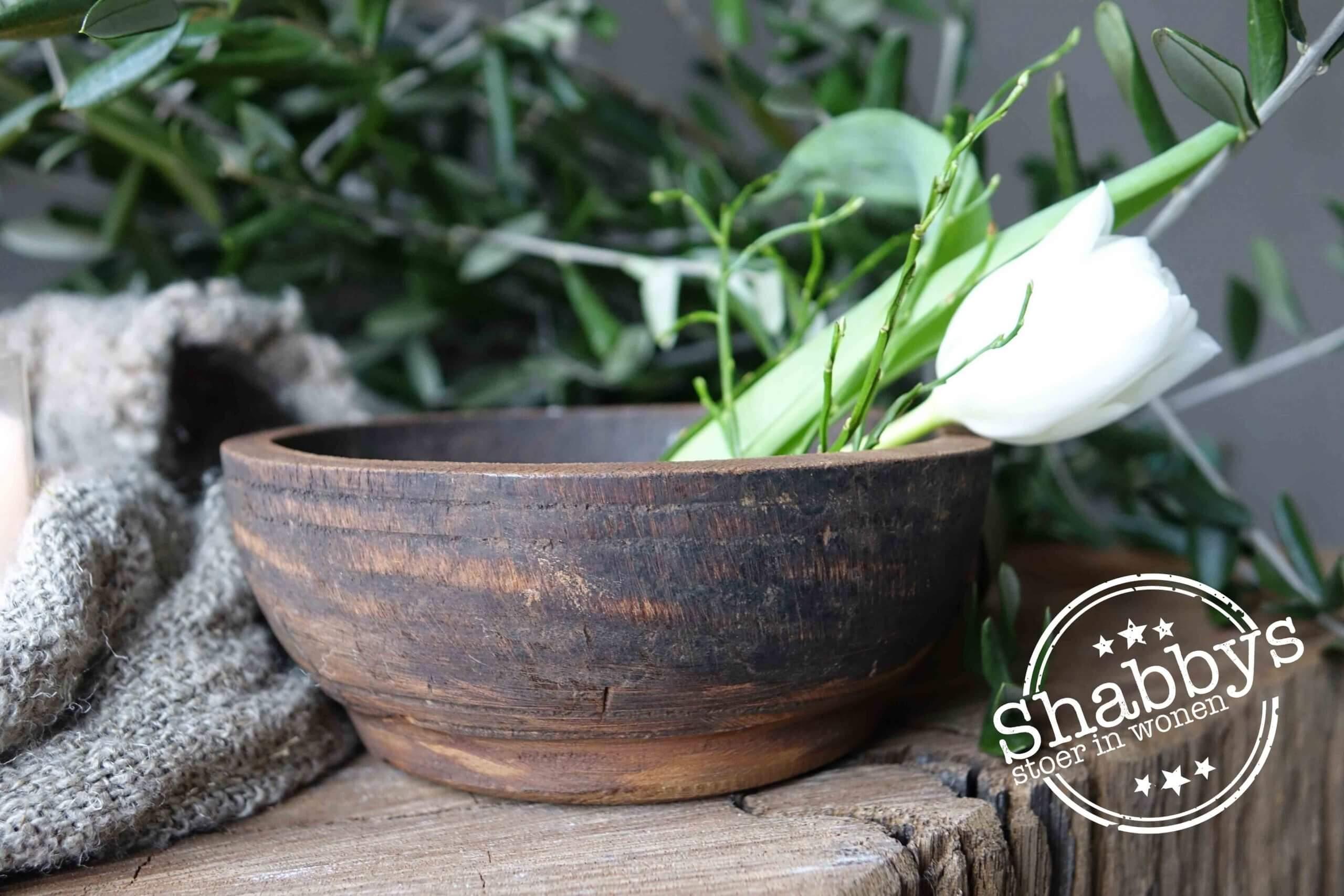 Landelijke nepalese pot van Shabbys