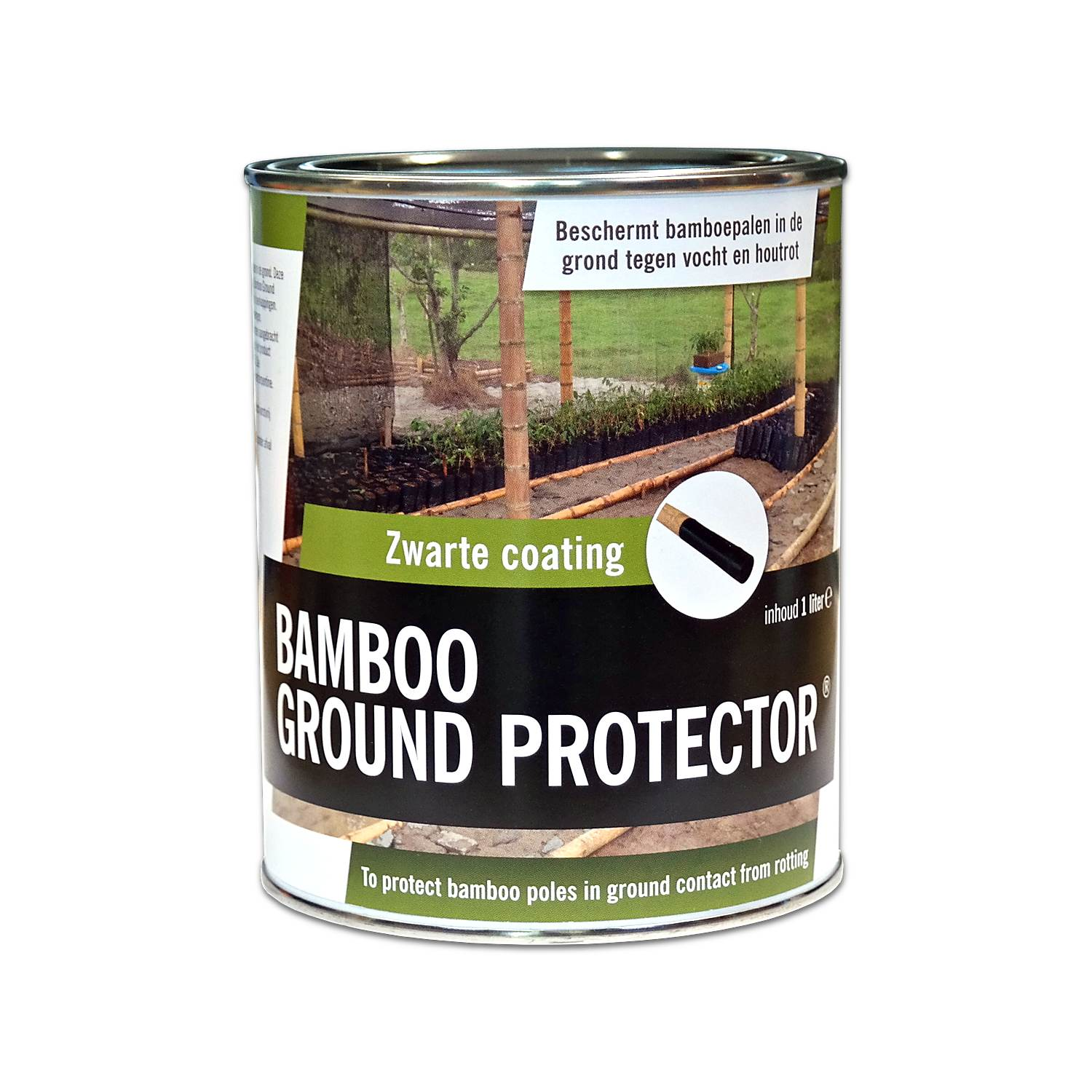 Bamboo ground protector