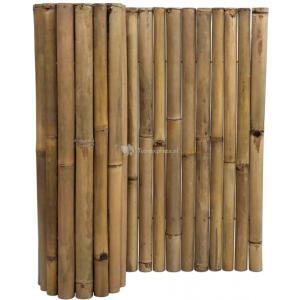 Bamboemat naturel 180 x 100 cm x 50-60 mm