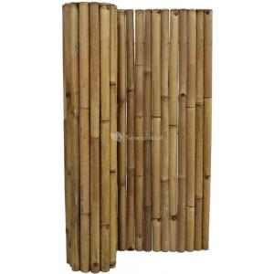 Bamboemat naturel 180 x 150 cm x 50-60 mm