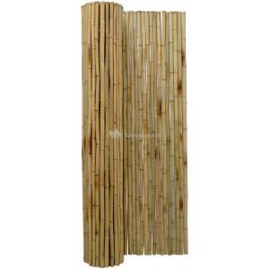 Bamboemat naturel 180 x 200 cm x 25-28 mm