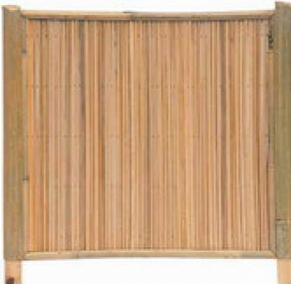 Bamboescherm schutting tuinscherm bamboe Hachin