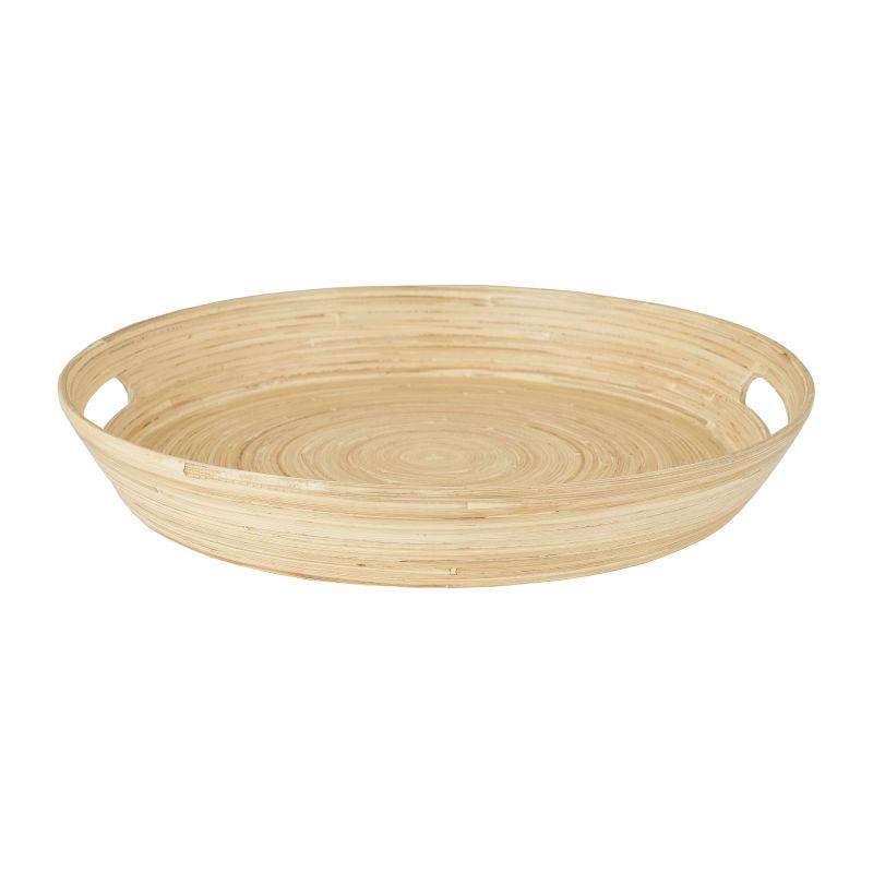 Bamboe dienblad - 40 cm
