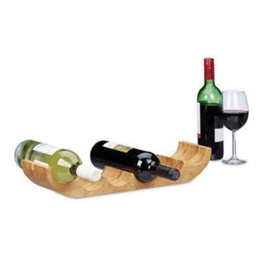 Bijzonder en elegant ontwerp wijn houder