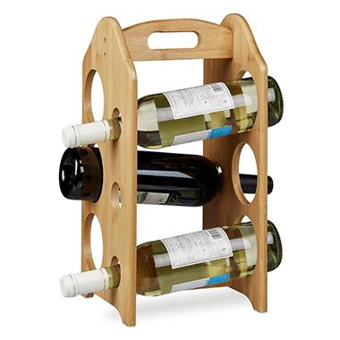 Speelse wijnstandaard
