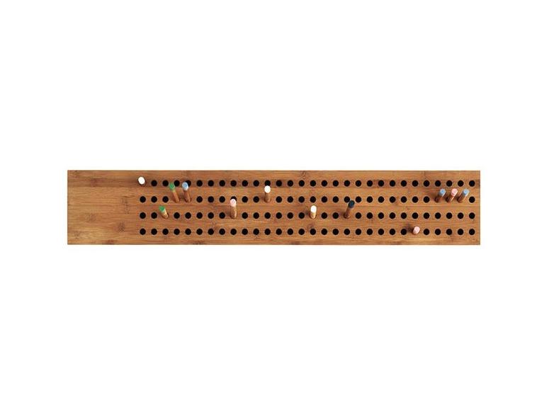 Unieke deurkapstok van We Do Wood