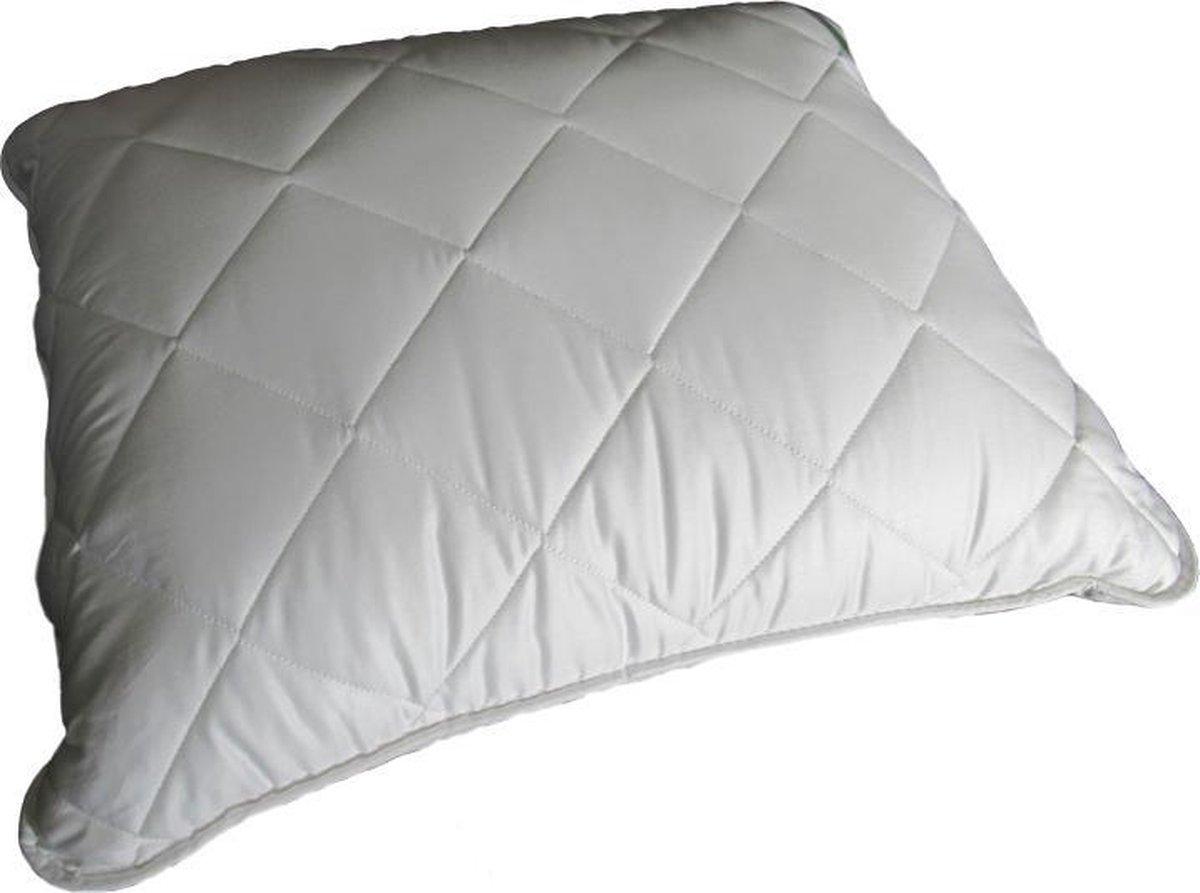 iSleep Bamboo Comfort Hoofdkussen - 60x70 cm - Wit