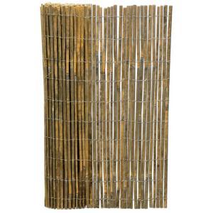 Gespleten bamboemat 500 x 120 cm